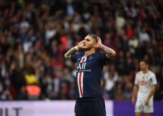 L'Équipe reveals Keylor Navas and Mauro Icardi pay packets