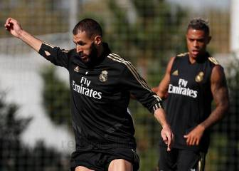 Benzema, Jovic and Mariano - Real Madrid's striking cast
