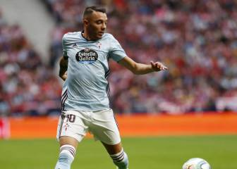 Celta's Iago Aspas, latest player to suffer a domestic burglary