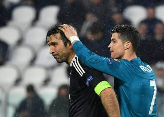 Cristiano to Buffon: