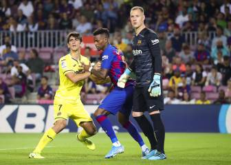New deals in the pipeline for Ter Stegen and Semedo