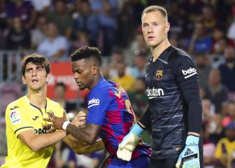 Ter Stegen and Semedo to be rewarded with improved deals