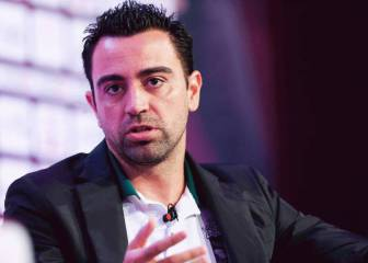Xavi vents fury at jailing of Catalan separatist leaders
