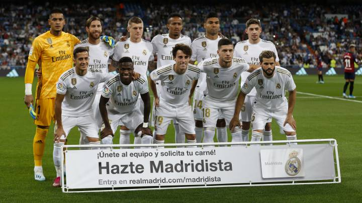 Real Madrid S Plan B Could Return For Mallorca Laliga Clash As Com