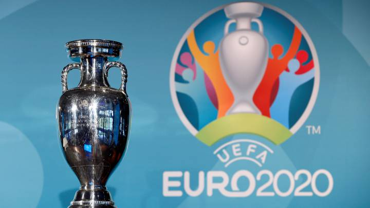 """Resultado de imagen de imagen de la eurocopa 2020"""""""