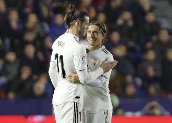 Modric urges Bale to stay