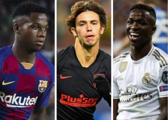 Golden Boy award: Real Madrid trio among seven LaLiga finalists
