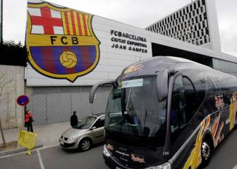 Barcelona planning 589 km bus trip to Eibar