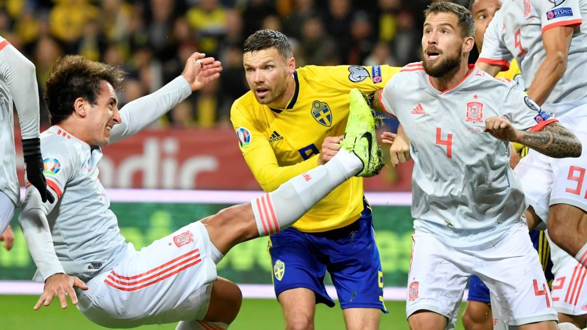 Отбор к Евро-2020. Швеция - Испания 1:1. Дежавю наоборот - изображение 1