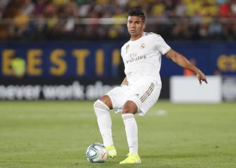Casemiro's fourth yellow rescinded as El Clásico looms
