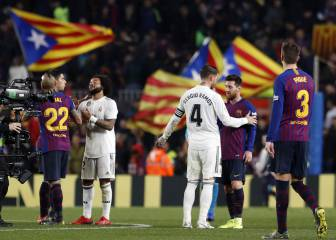 El Clásico may be moved to Madrid amid Catalonia protests