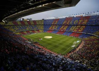 Spanish govt say Clásico at Camp Nou is 'not sensible'
