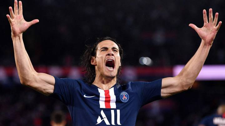 Cavani Hopeful Of Psg Contract Offer As Atletico Juve Wait As Com