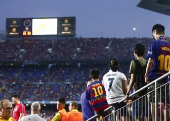 Barcelona officially propose December 18 El Clásico