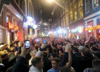 Amsterdam applies 'prohibition' for Chelsea fans