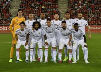 Real Madrid player ratings against Mallorca