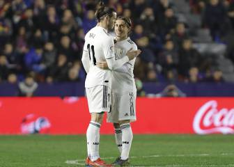 Modric, Bale miss Turkey trip