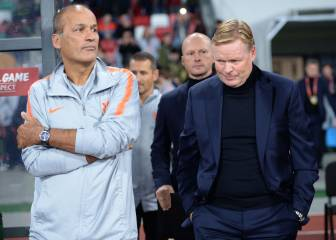 Koeman's special Barça clause in Holland contract revealed