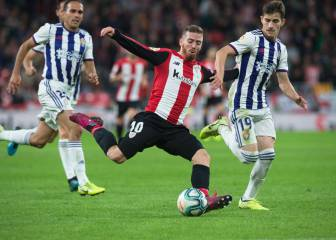 1x1 del Athletic: Muniain y Williams tiran de galones
