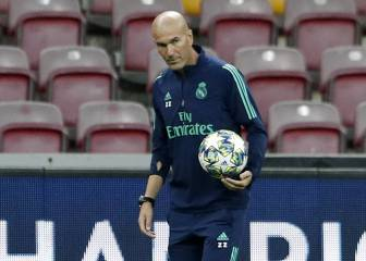 Zidane is Real Madrid's proven survivor