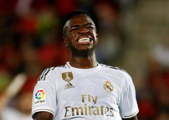 No overnight fix to Vinicius shortcomings, warns Valdano