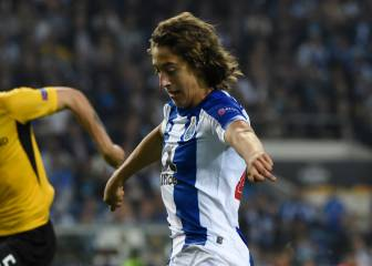Atlético Madrid tracking Porto's youth pearl Fabio Silva