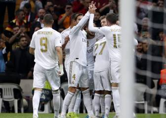 Where Real Madrid's last-16 hopes stand after Galatasaray win