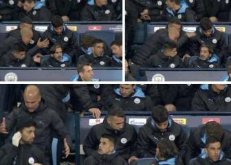 Guardiola loses patience with slow Stones