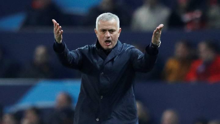 Real Madrid: Mourinho return talk galvanises Zidane's men - AS.com