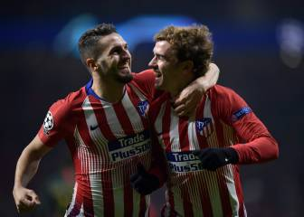Griezmann voices support for under-fire Atlético captain Koke