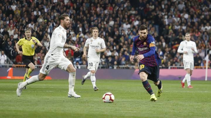 cuenta maníaco candidato  Barcelona - Real Madrid: horario y cuándo se juega el Clásico - AS.com