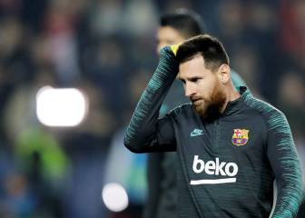 Messi is a late starter this season