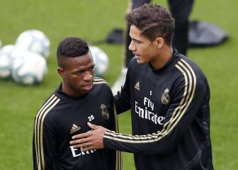 Vinicius left out of Real Madrid squad for Leganés clash