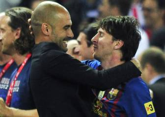 If Messi ran like he did in my first season he'd be injured every three months - Guardiola