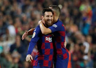 Messi the star: Barcelona player ratings