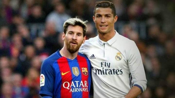 Image result for ronaldo-messi