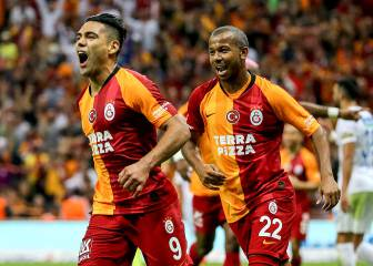 Un Galatasaray optimista pese a estar lleno de problemas