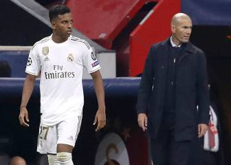 Rodrygo shakes up Real right-wing battle