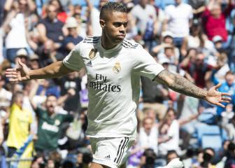 Real Madrid in scoring crisis yet Mariano still condemned