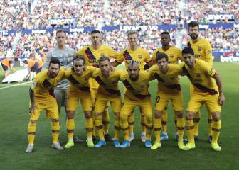 Barcelona player ratings vs Levante: Messi can't do it alone