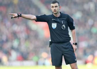 Michael Oliver to oversee Barça-Slavia UCL clash