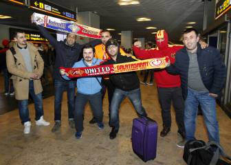 3,000 Galatasaray fans expected in Madrid