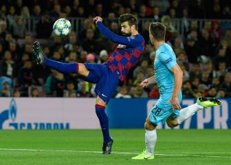 Piqué asks for patience