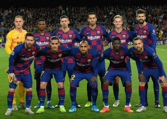 Barcelona player ratings vs Slavia Prague