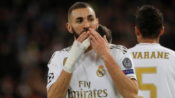 """Supera a Di Stéfano en Europa: """"No me considero una leyenda. Cuando firmé por este club era un sueño y ahora me siento muy bien como estoy. Estoy muy feliz. Si puedo ayudar a mi equipo a llegar al máximo nivel, voy a continuar así"""".  Hat-trick de Rodrygo: """"Muy bien, muy bien. Tiene 18 años, no tiene miedo. Juega el balón. Me encanta cuando veo a un joven que juega así"""".  Su asociación con Hazard: """"Muy bien, muy bien. Poco a poco. Es un gran jugador y poco a poco vamos a demostrarlo"""".  Rol más de líder: """"Sí. Tengo mucha confianza y, si puedo ayudar a mis compañeros cuando hay que hablar en el campo, lo hago. Tengo mucha experiencia en este club y, si puedo ayudar con las palabras, lo hago"""".  Si ya hay un once tipo: """"No podemos decir que hay un once. Somos un equipo. Cada jugador que entra en el campo tiene que dar todo por este equipo. Somos un grupo y todos son importantes aquí""""."""