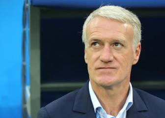 Deschamps prefiere al Mendy del City que al del Madrid