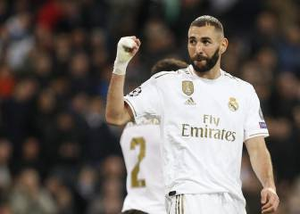 Benzema tops list of French goalscorers abroad
