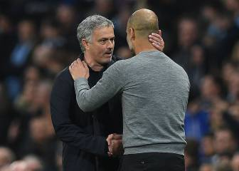 Mourinho has pop at Pep style: