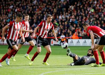 La brillante muralla defensiva del Sheffield United