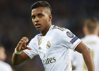 Rodrygo rejected Liverpool before moving to Real Madrid